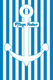 Pflege Anker - Logo